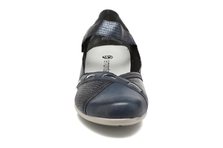 Ballet pumps Remonte Bonni R9842 Blue model view
