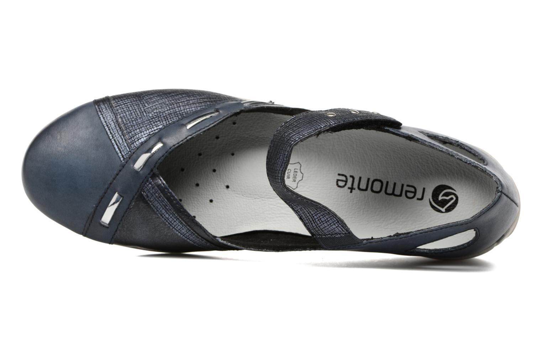 Zapatos promocionales Remonte Bonni R9842 (Azul) - Bailarinas   Cómodo y bien parecido