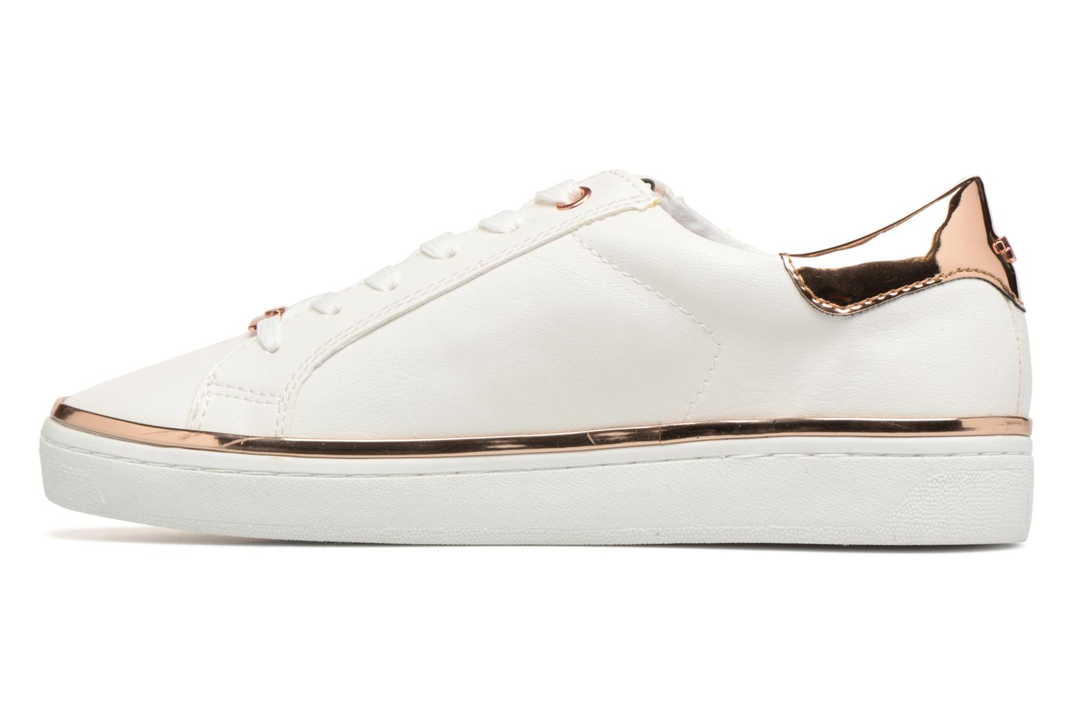 Trainers Tom Tailor Coolioo White front view
