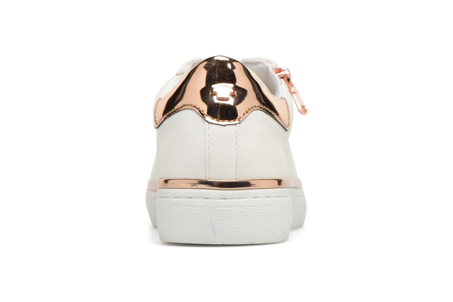 Sneakers Tom Tailor Coolioo Bianco immagine destra