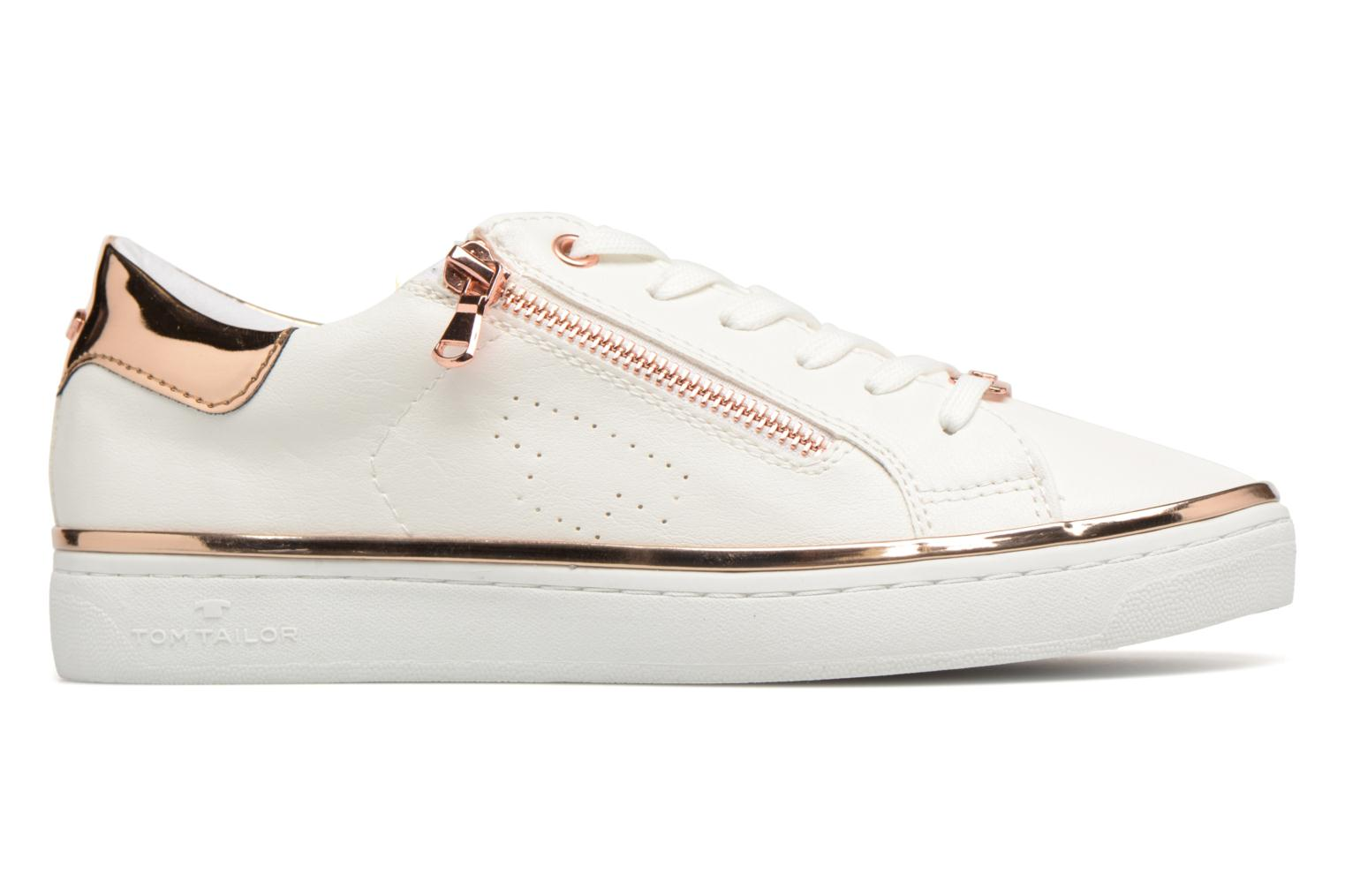 Sneakers Tom Tailor Coolioo Wit achterkant