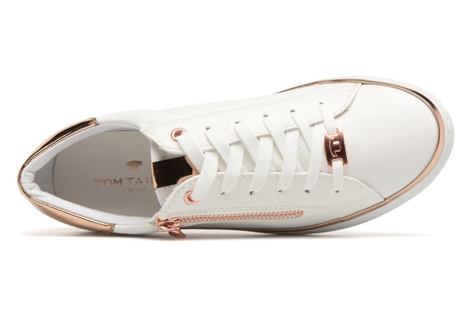 Sneakers Tom Tailor Coolioo Wit links