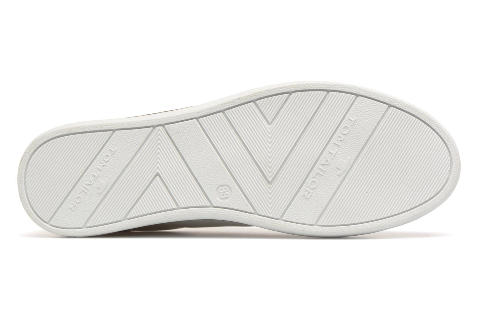 Trainers Tom Tailor Coolioo White view from above