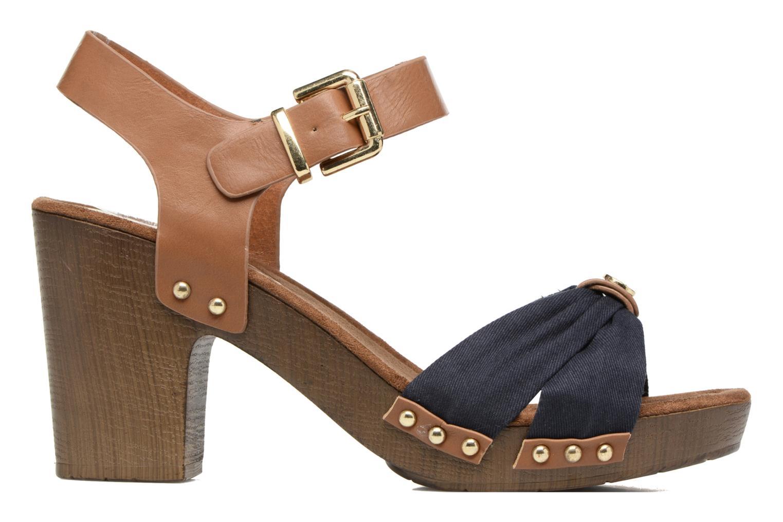 Sandali e scarpe aperte Tom Tailor Monica Azzurro immagine posteriore