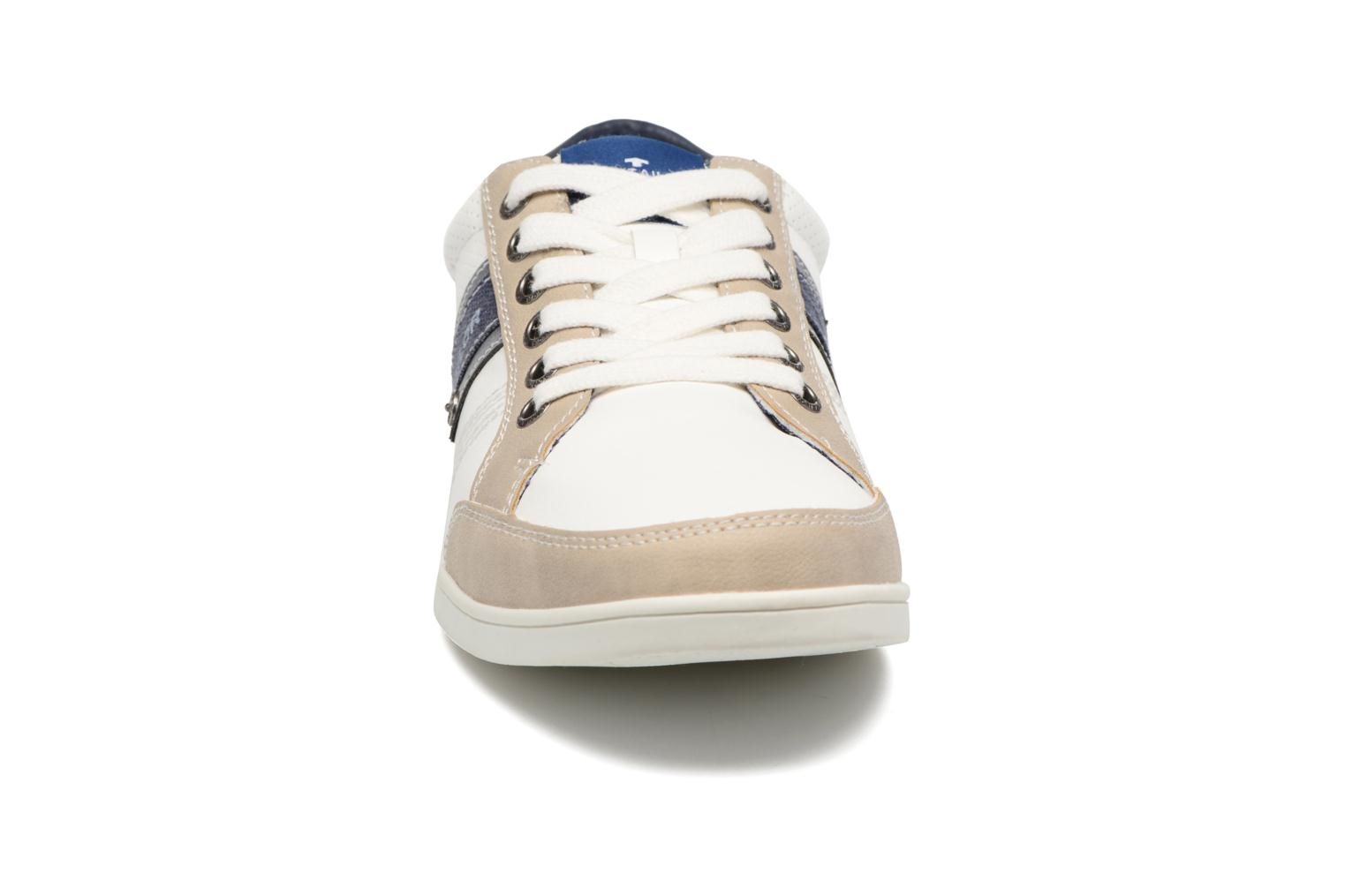 Trainers Tom Tailor Pio White model view