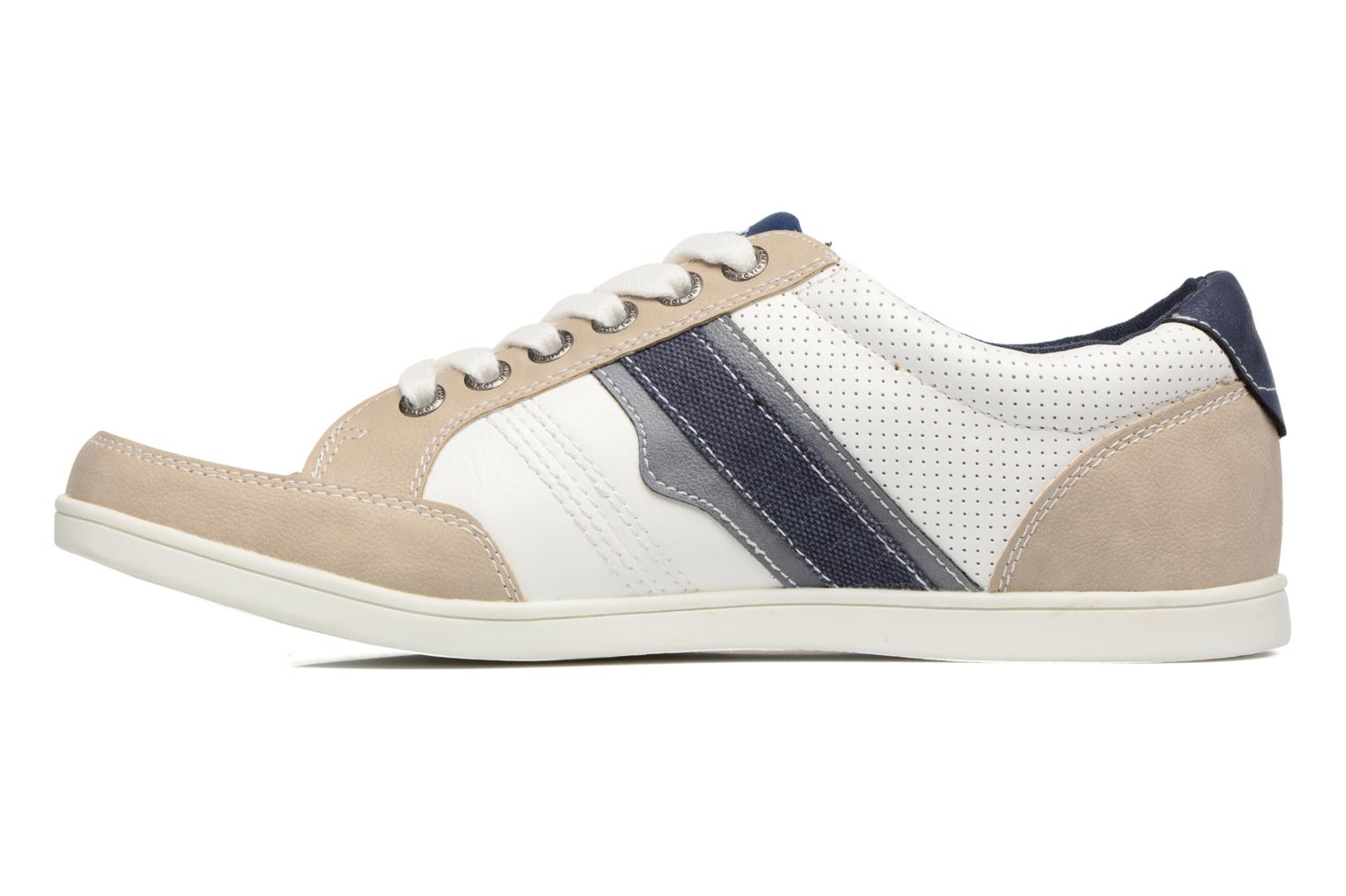 Trainers Tom Tailor Pio White front view