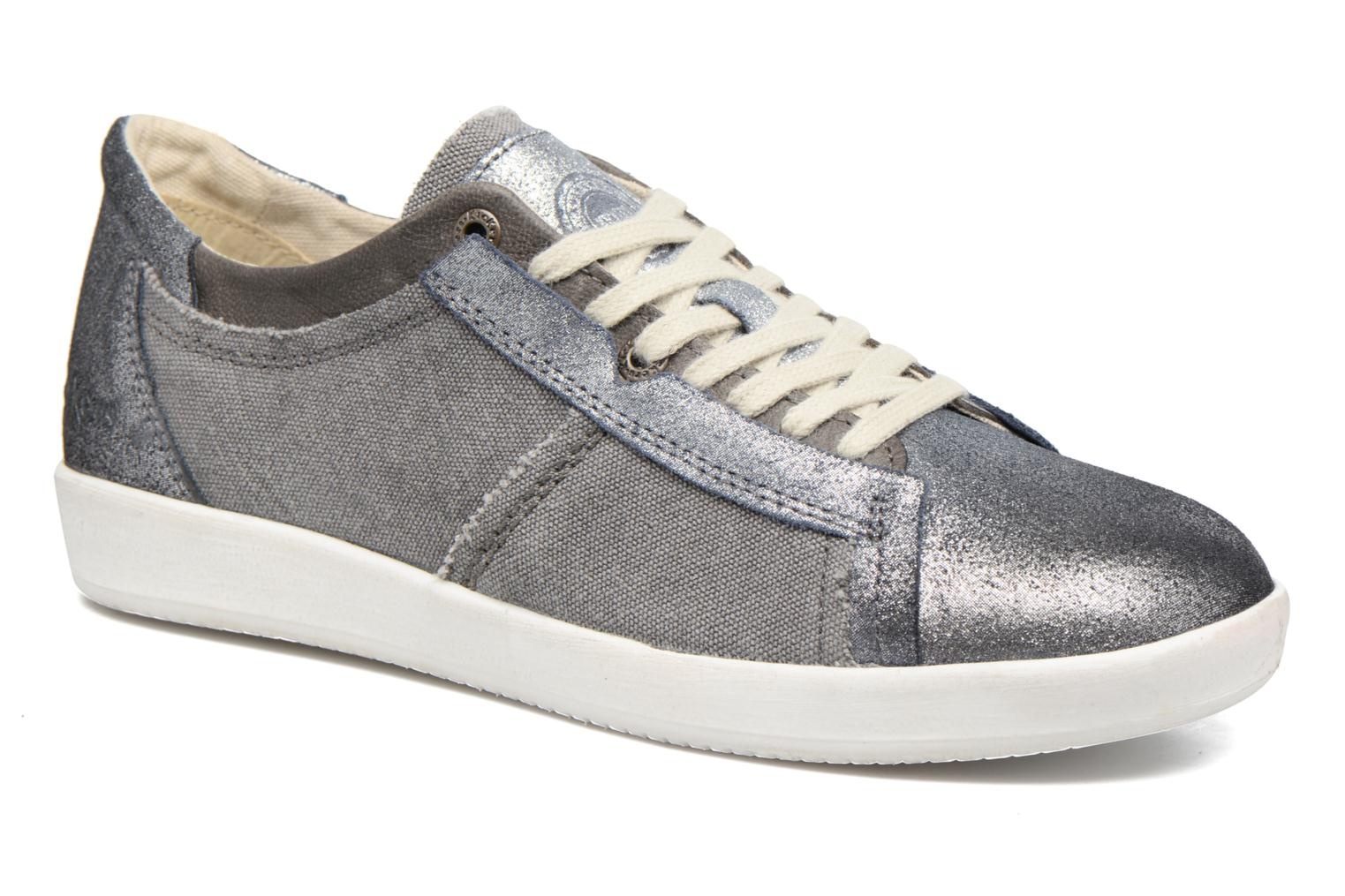 Baskets Kickers Happystar Gris vue détail/paire
