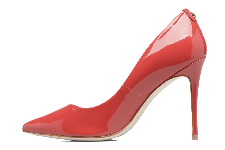 High heels COSMOPARIS Vaena/Ver Red front view