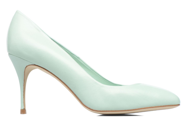 High heels COSMOPARIS Ajimi Green back view