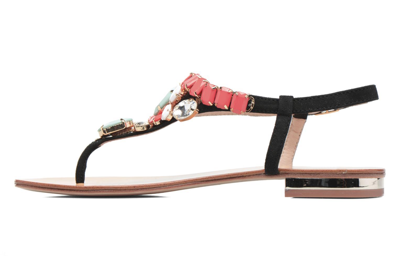 Sandals COSMOPARIS Hania/Nub Multicolor front view