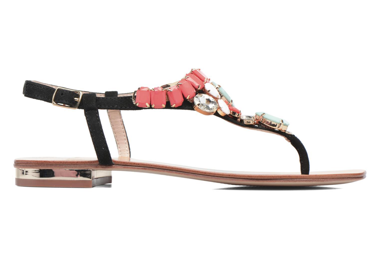 Sandals COSMOPARIS Hania/Nub Multicolor back view