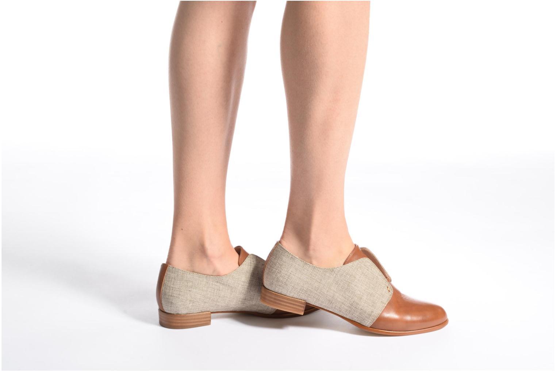 Loafers COSMOPARIS Emico/Lin Brun se forneden