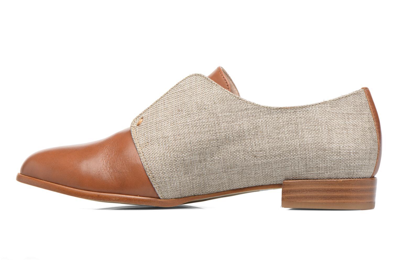 Loafers COSMOPARIS Emico/Lin Brun bild från framsidan