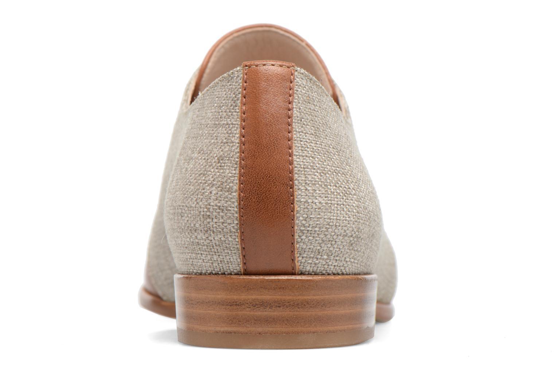 Loafers COSMOPARIS Emico/Lin Brun Bild från höger sidan