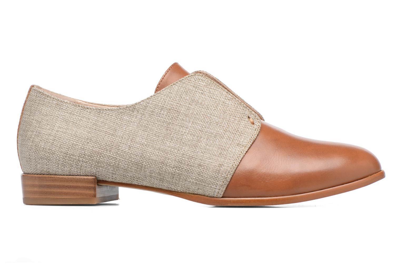 Loafers COSMOPARIS Emico/Lin Brun bild från baksidan