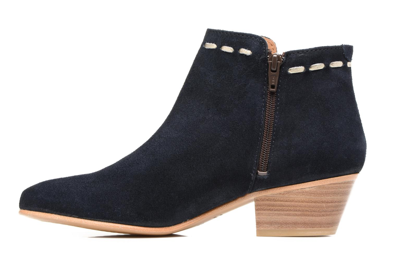 Ankle boots COSMOPARIS Fenoa/Vel Blue front view