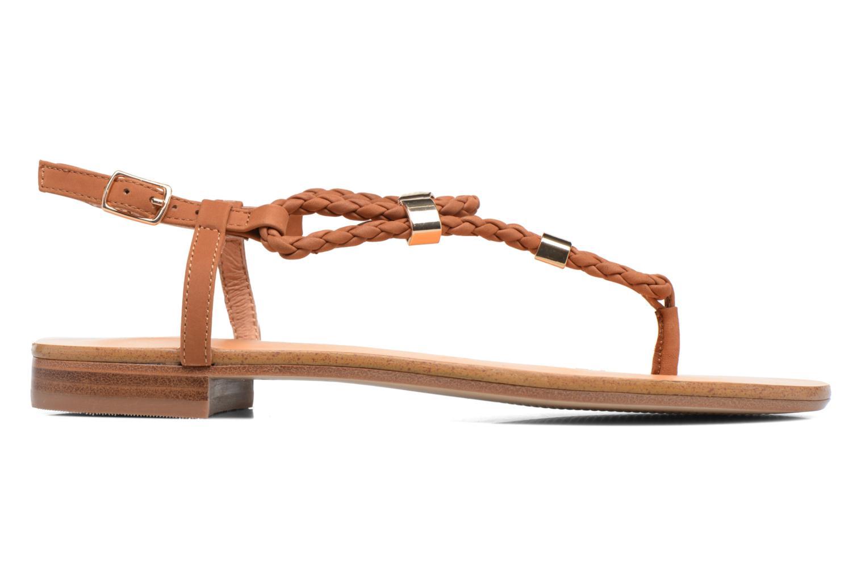 Sandales et nu-pieds COSMOPARIS Heloa/Tre Marron vue derrière
