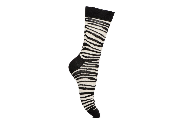 Chaussettes Zebra White