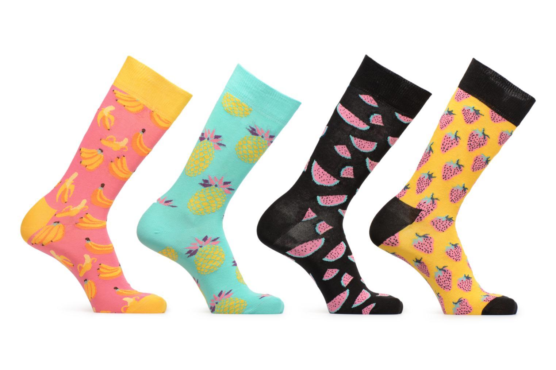 Chaussettes et collants Happy Socks Chaussettes Classic Gift box Multicolore vue détail/paire