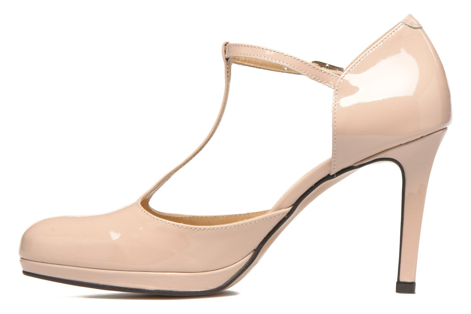Pumps Georgia Rose Sialto salomé Beige voorkant