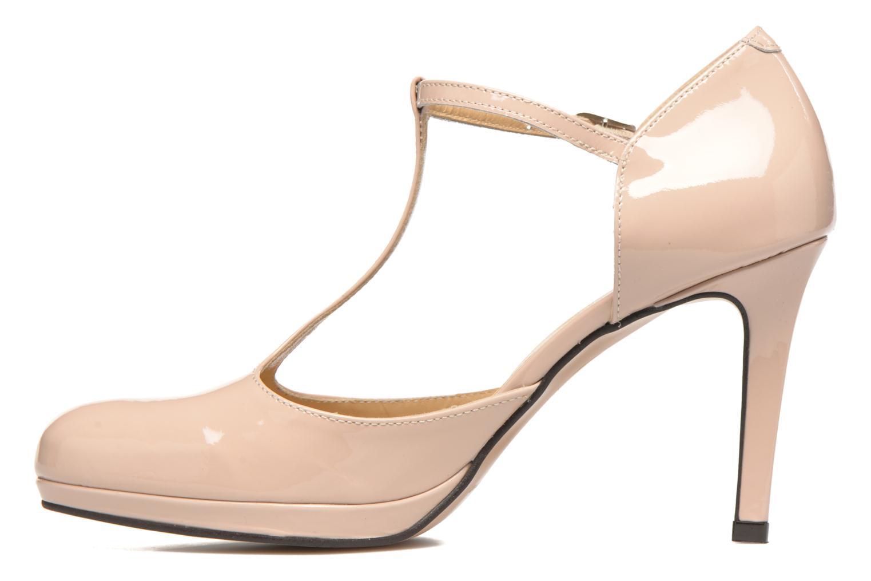 High heels Georgia Rose Sialto salomé Beige front view