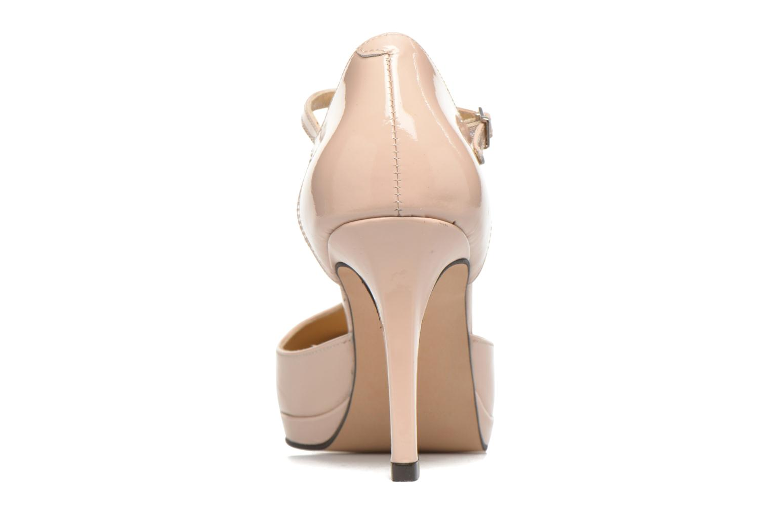 High heels Georgia Rose Sialto salomé Beige view from the right