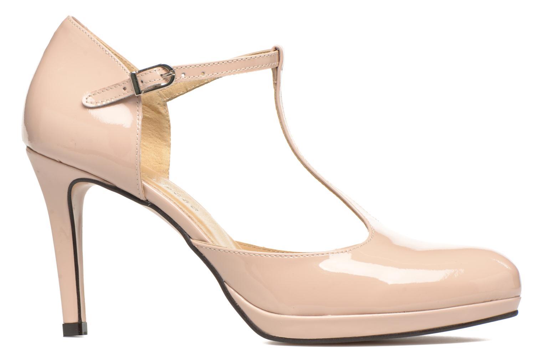 High heels Georgia Rose Sialto salomé Beige back view
