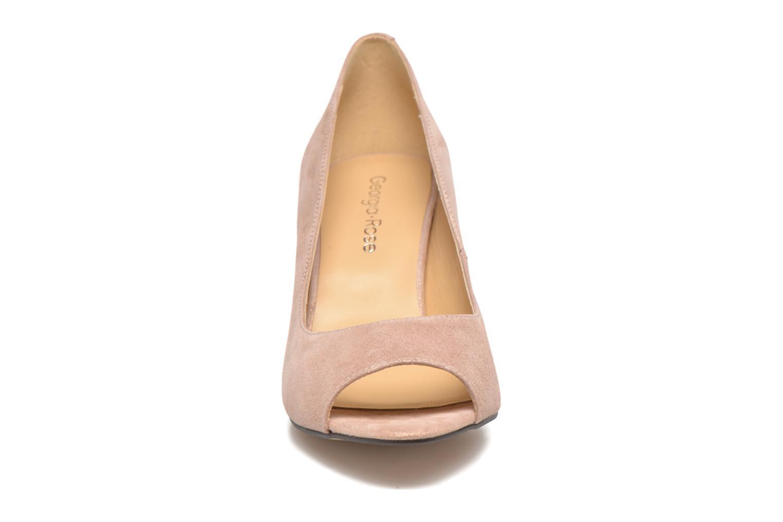 Escarpins Georgia Rose Sotoe Rose vue portées chaussures
