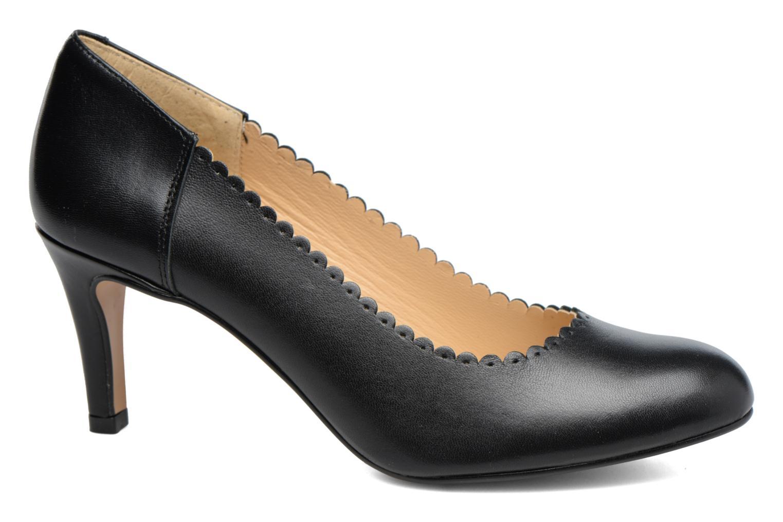 High heels Georgia Rose Saston Black detailed view/ Pair view