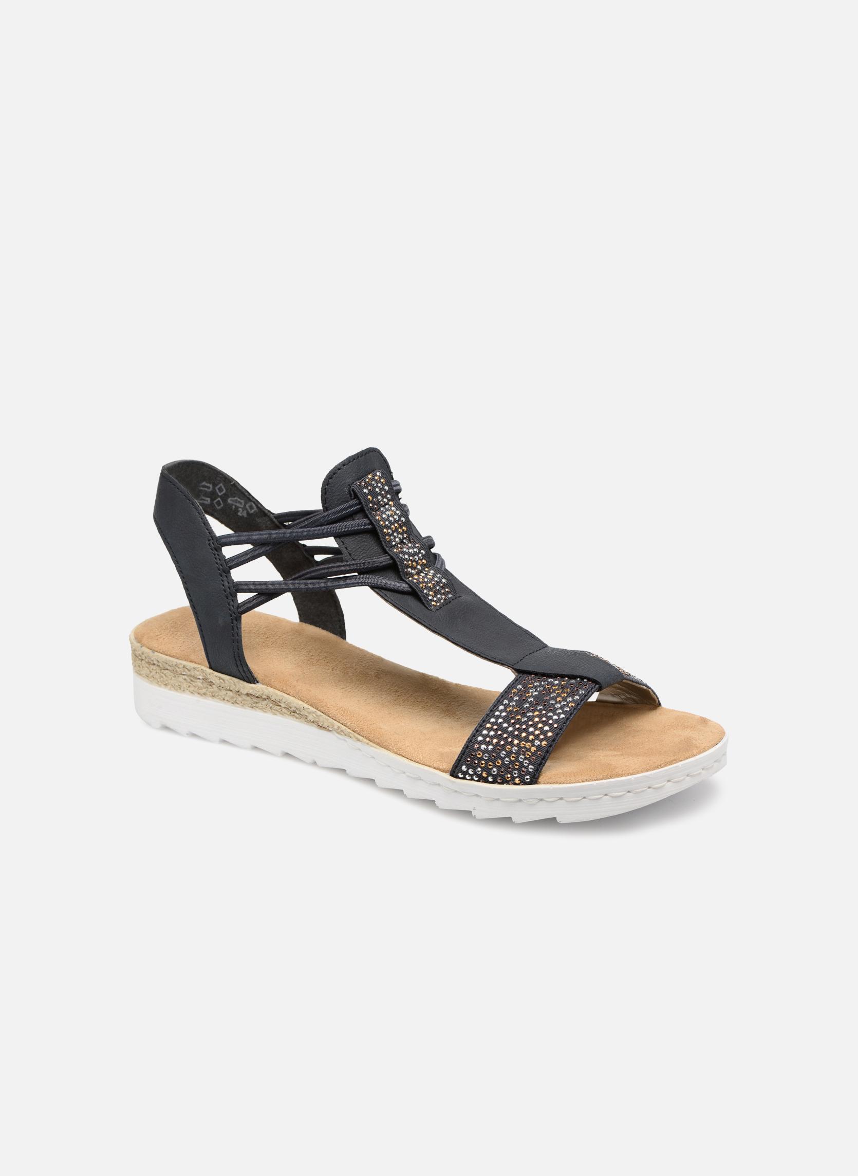 timeless design 06275 ac6ee rengöra smutsiga skor Rieker flyg från umeå till rhodos Sandaler Dam Inge  63062