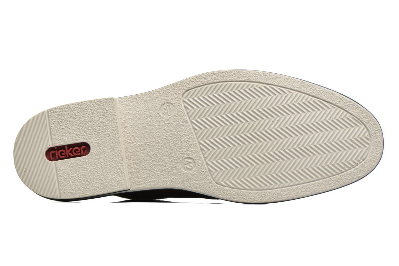 Chaussures à lacets Rieker Wouter B1403 Marron vue haut