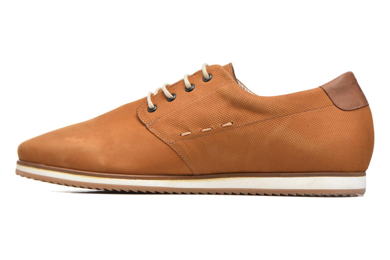 Chaussures à lacets Kost Coulsona4 Marron vue face