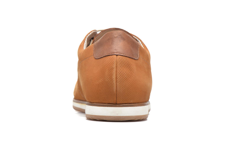 Chaussures à lacets Kost Coulsona4 Marron vue droite