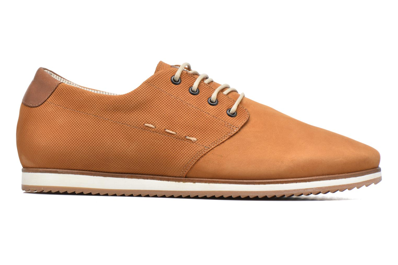 Chaussures à lacets Kost Coulsona4 Marron vue derrière