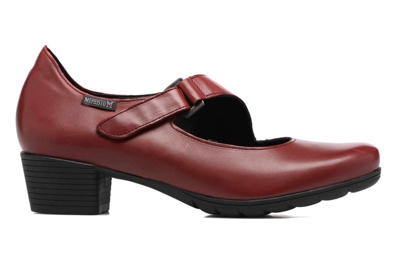 Zapatos de tacón Mephisto Ielena Rojo vistra trasera