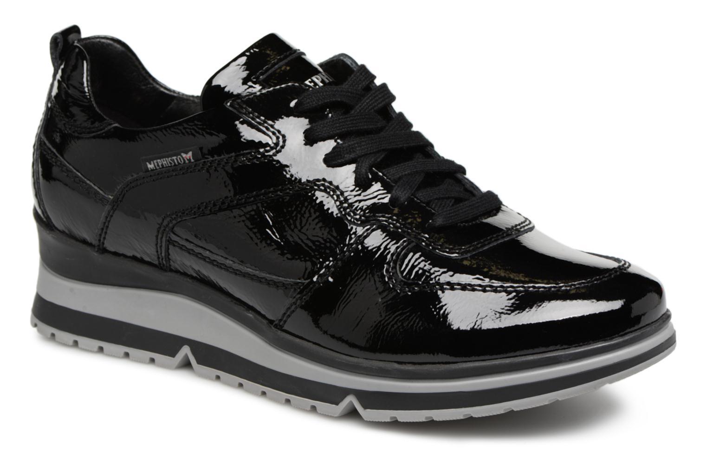 Los últimos zapatos de hombre y mujer Mephisto Vicky (Negro) - Deportivas en Más cómodo