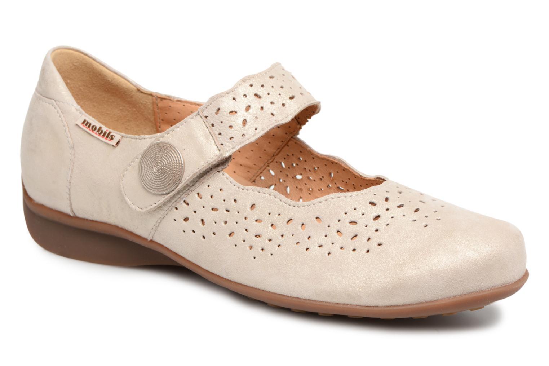 Grandes descuentos últimos zapatos Mephisto Fabienne (Beige) - Bailarinas Descuento