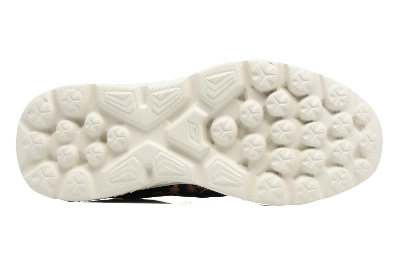 Chaussures de sport Skechers GO Run 400 F Marron vue haut