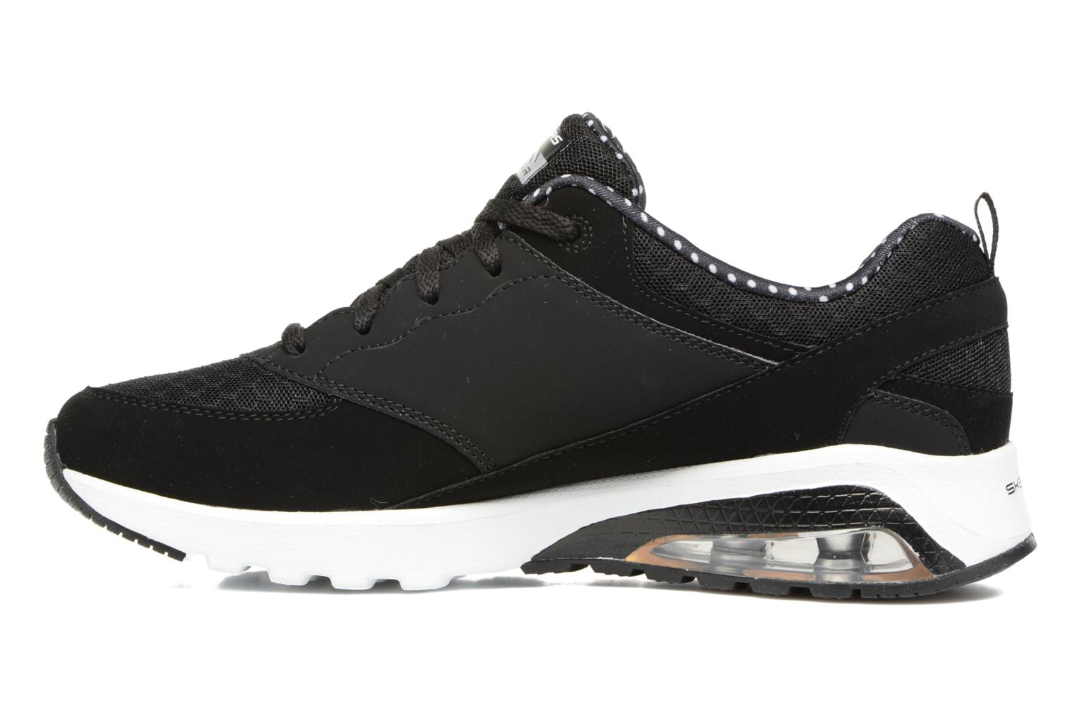 Sneakers Skechers Skech-Air Extreme Nero immagine frontale