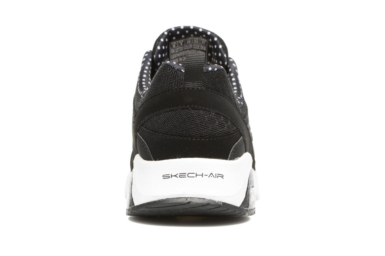 Sneakers Skechers Skech-Air Extreme Svart Bild från höger sidan