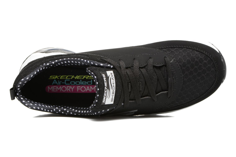 Sneakers Skechers Skech-Air Extreme Svart bild från vänster sidan