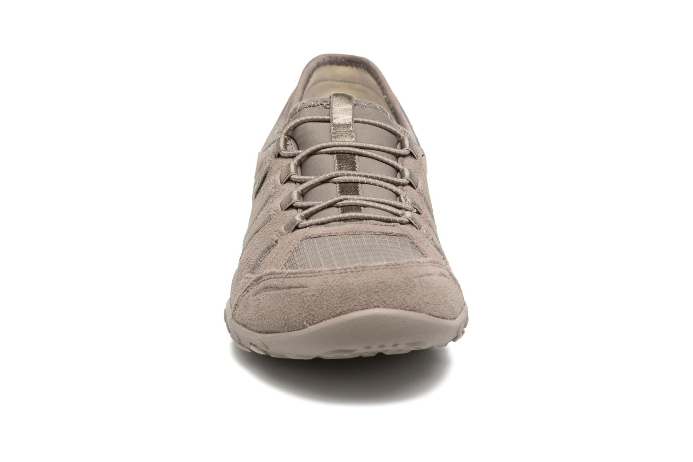 Sneakers Skechers Breathe-Easy Big Bucks Grijs model