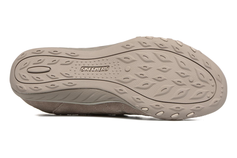 Sneakers Skechers Breathe-Easy Big Bucks Grigio immagine dall'alto