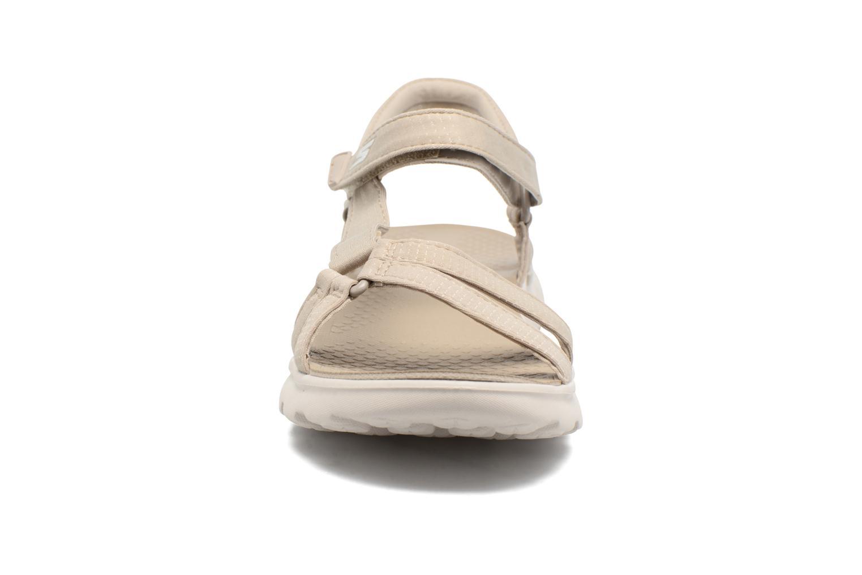 Sandaler Skechers on-the-GO 400 W Beige se skoene på
