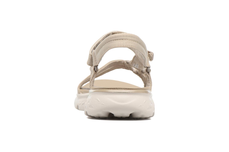 Sandaler Skechers on-the-GO 400 W Beige Se fra højre