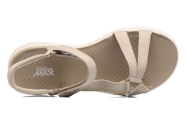 Sandaler Skechers on-the-GO 400 W Beige se fra venstre
