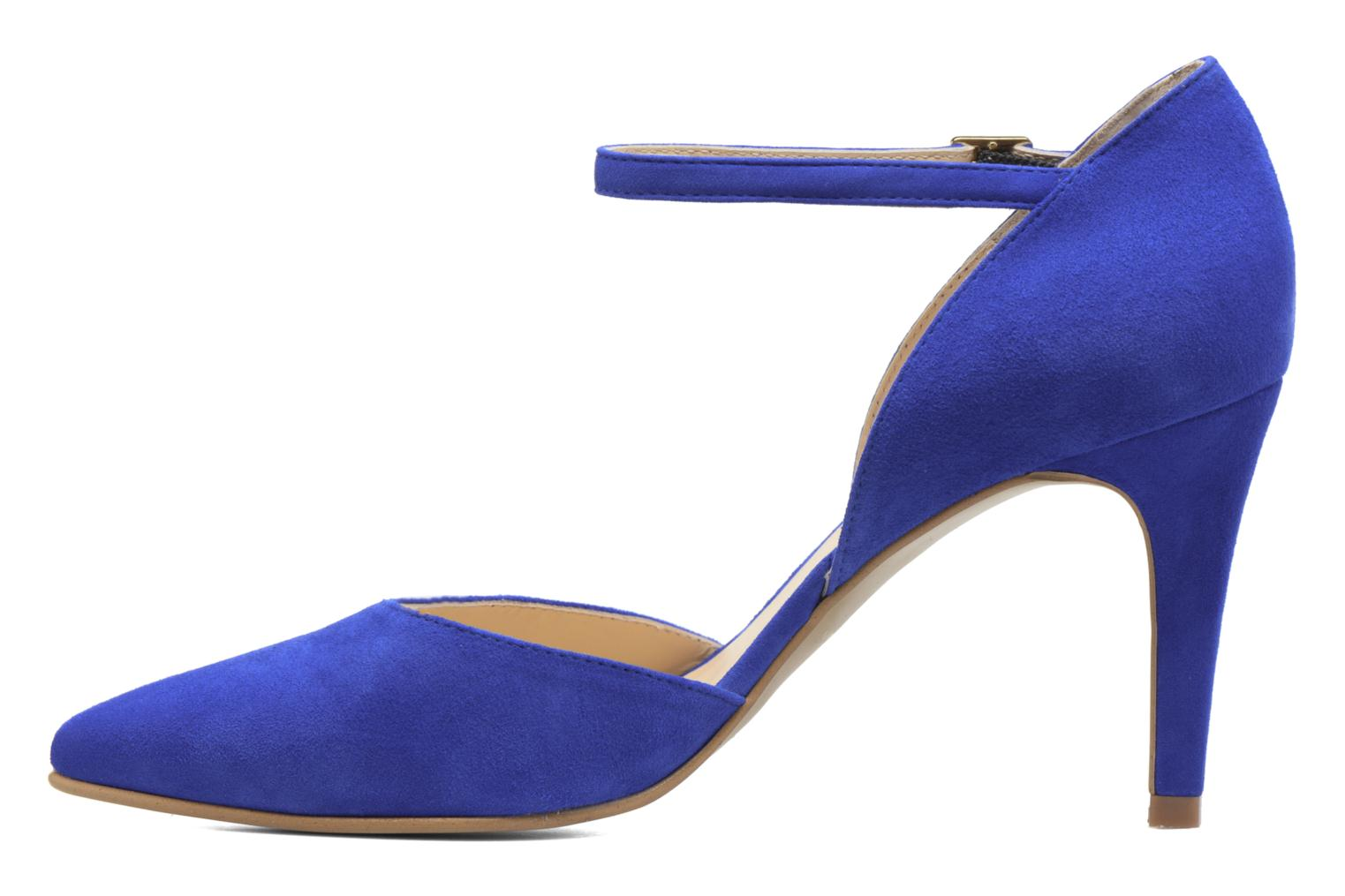 High heels Georgia Rose Apart Blue front view