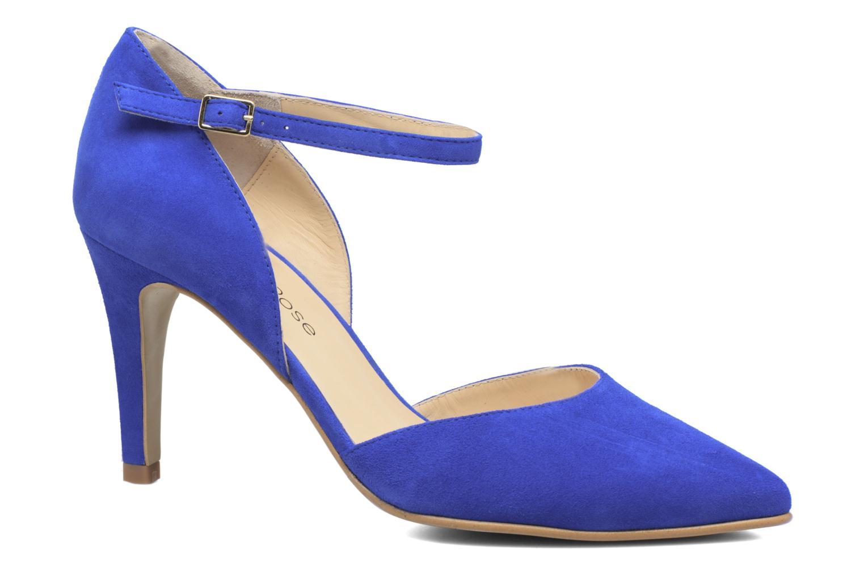 Escarpins Georgia Rose Apart Bleu vue détail/paire
