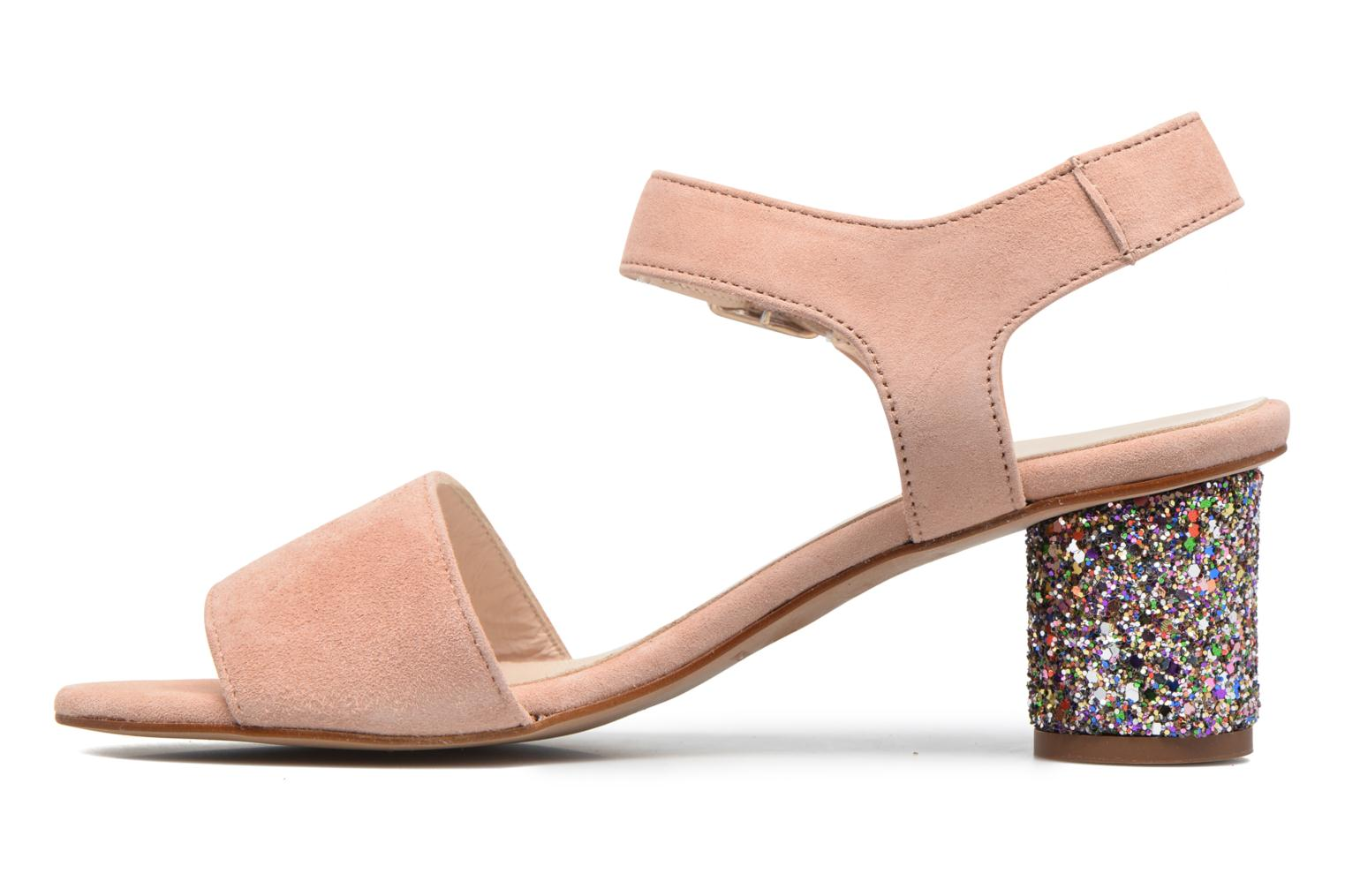 Sandals Georgia Rose Anayette Pink front view