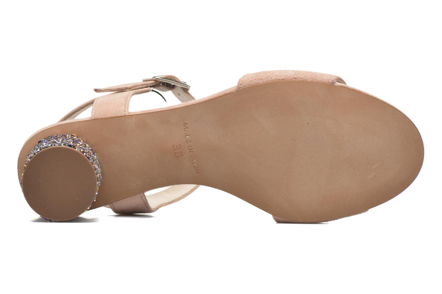 Sandals Georgia Rose Anayette Pink view from above